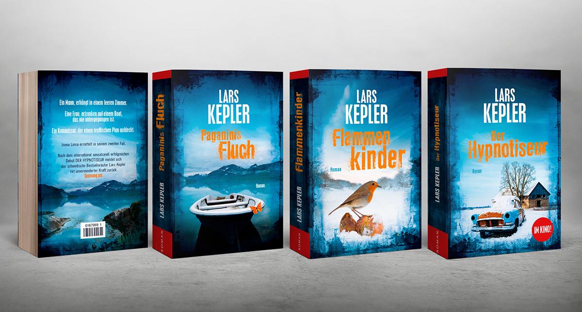 Buchcover Thriller Grafik Design Affaire Populaire Berlin