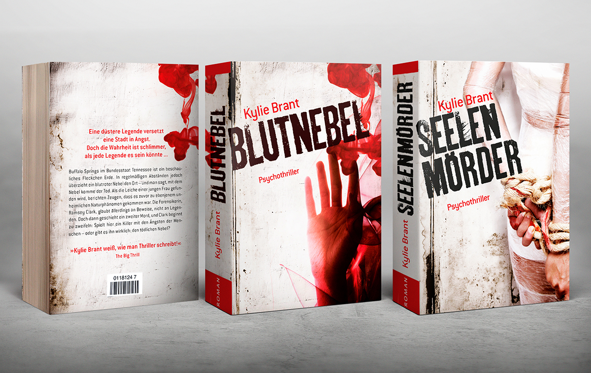 Buchcover Thriller Grafik Design Affaire Populaire Berlin