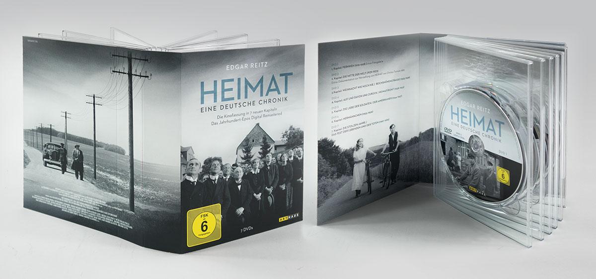 Heimat Edgar Reitz Chronik Arthaus DVD