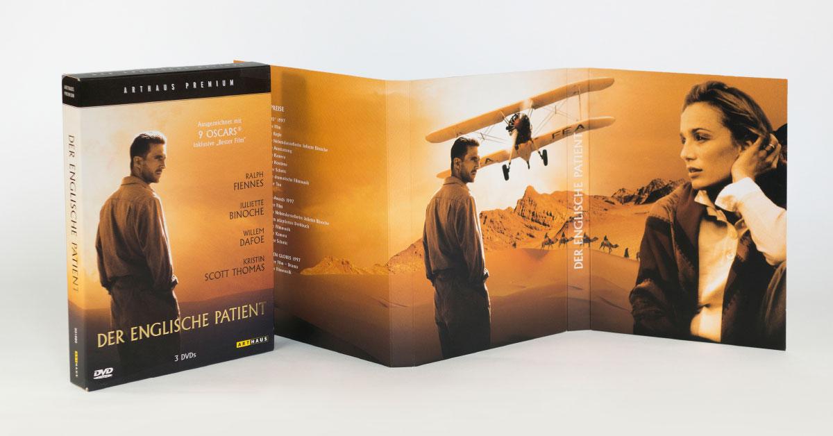 Der Englische Patient DVD Arthaus