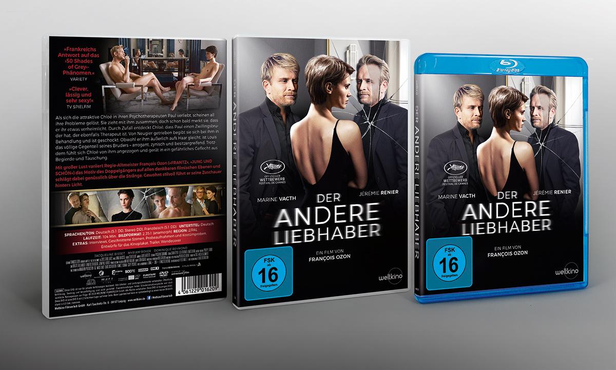 Der Andere Liebhaber Francois Ozon Weltkino Film DVD