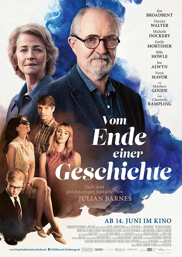 Vom Ende Einer Geschichte Wildbunch Film Julian Barnes Kinoplakat